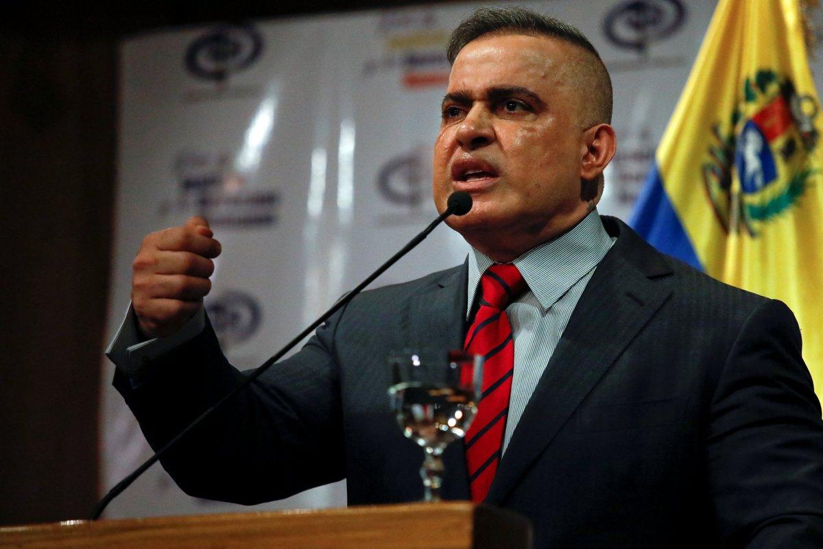 investigación-Tarek William Saab-Ministerio Público-Fiscalía-golpe de Estado