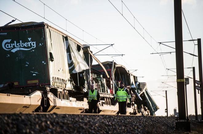 Accidente ferroviario-Dinamarca