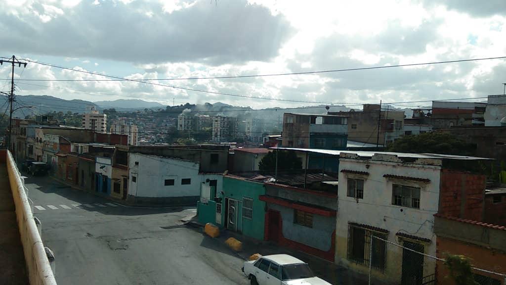 Colectivos-tiros-23 de enero-Catia-Caracas