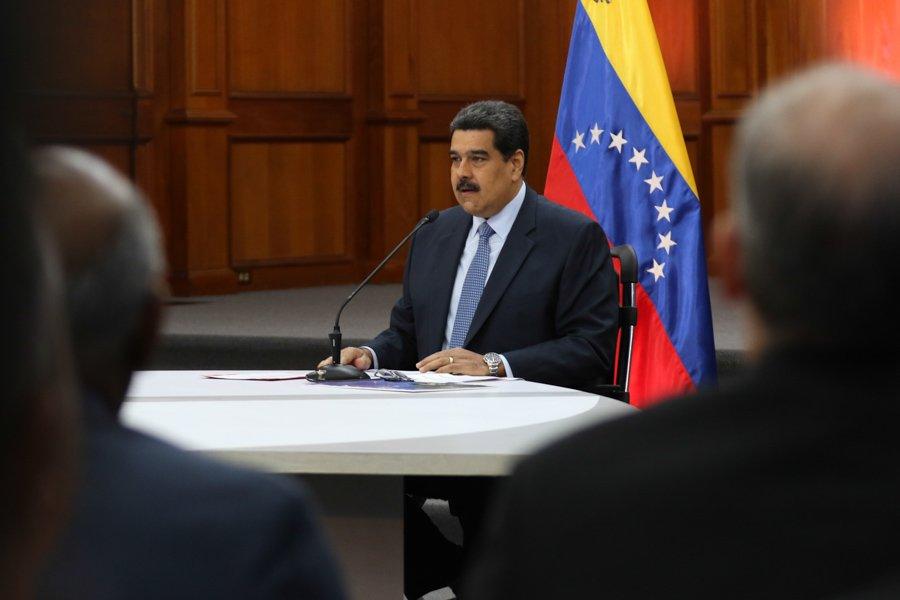 Nicolás Maduro inicia un nuevo período
