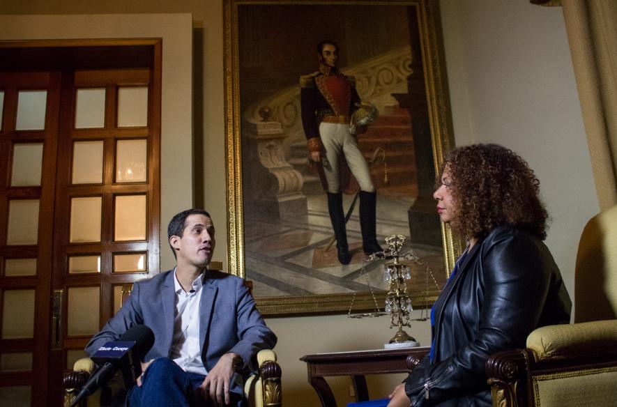 Juan Guaidó: Asumiré las competencias de la Presidencia cuando sumemos todos los apoyos