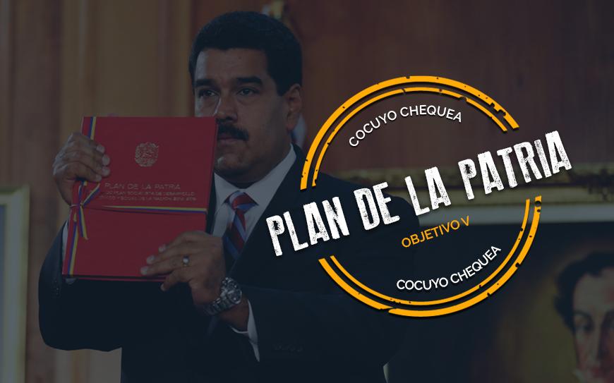 Ecosocialismo del Plan de la patria 2013- 2019 no evitó deterioro ambiental