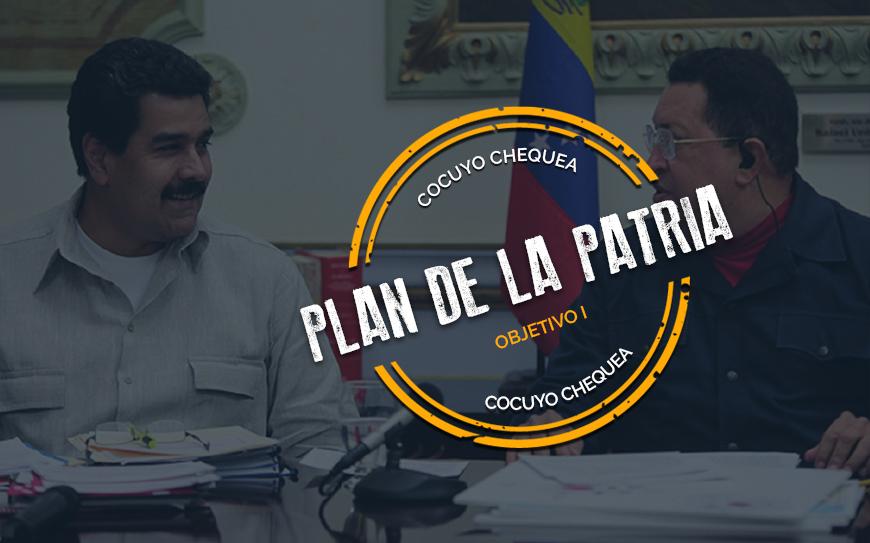 ¿Se cumplieron las promesas del Plan de la Patria 2013-2019?