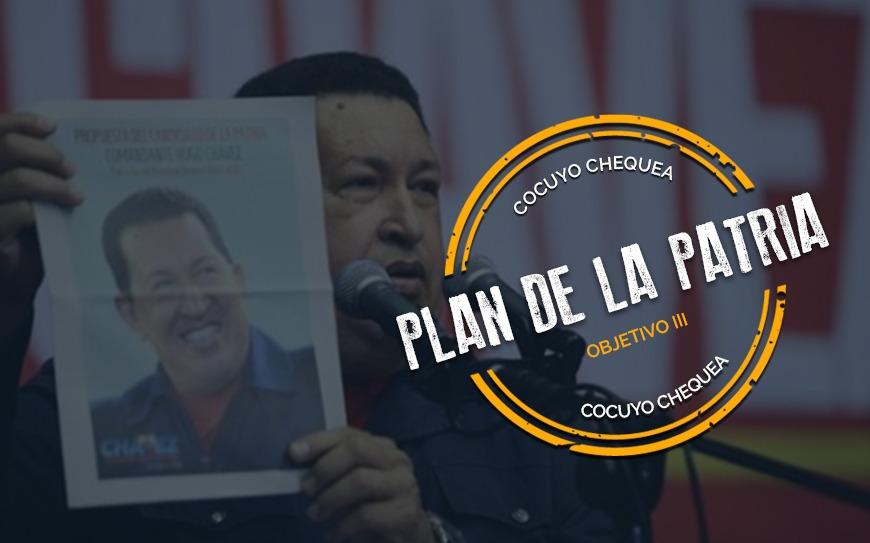¿Se concretaron las promesas del Plan de la Patria 2013-2019?