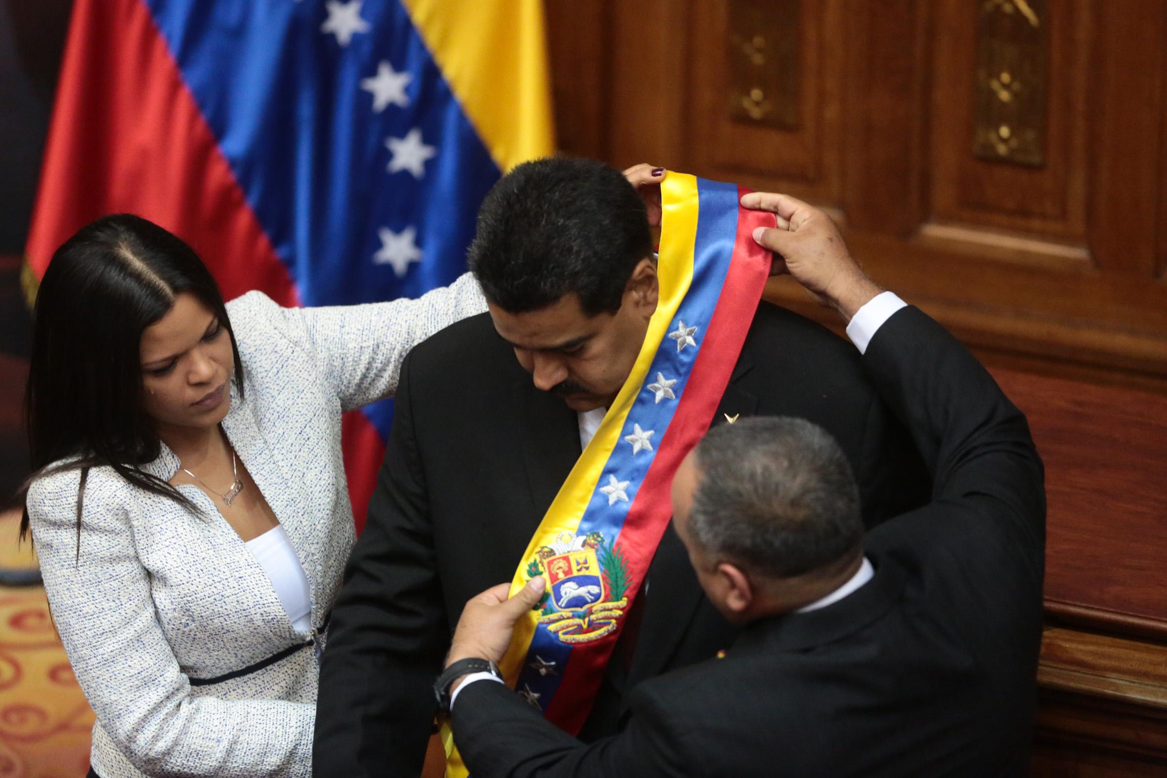 Nicolás Maduro inicia un nuev