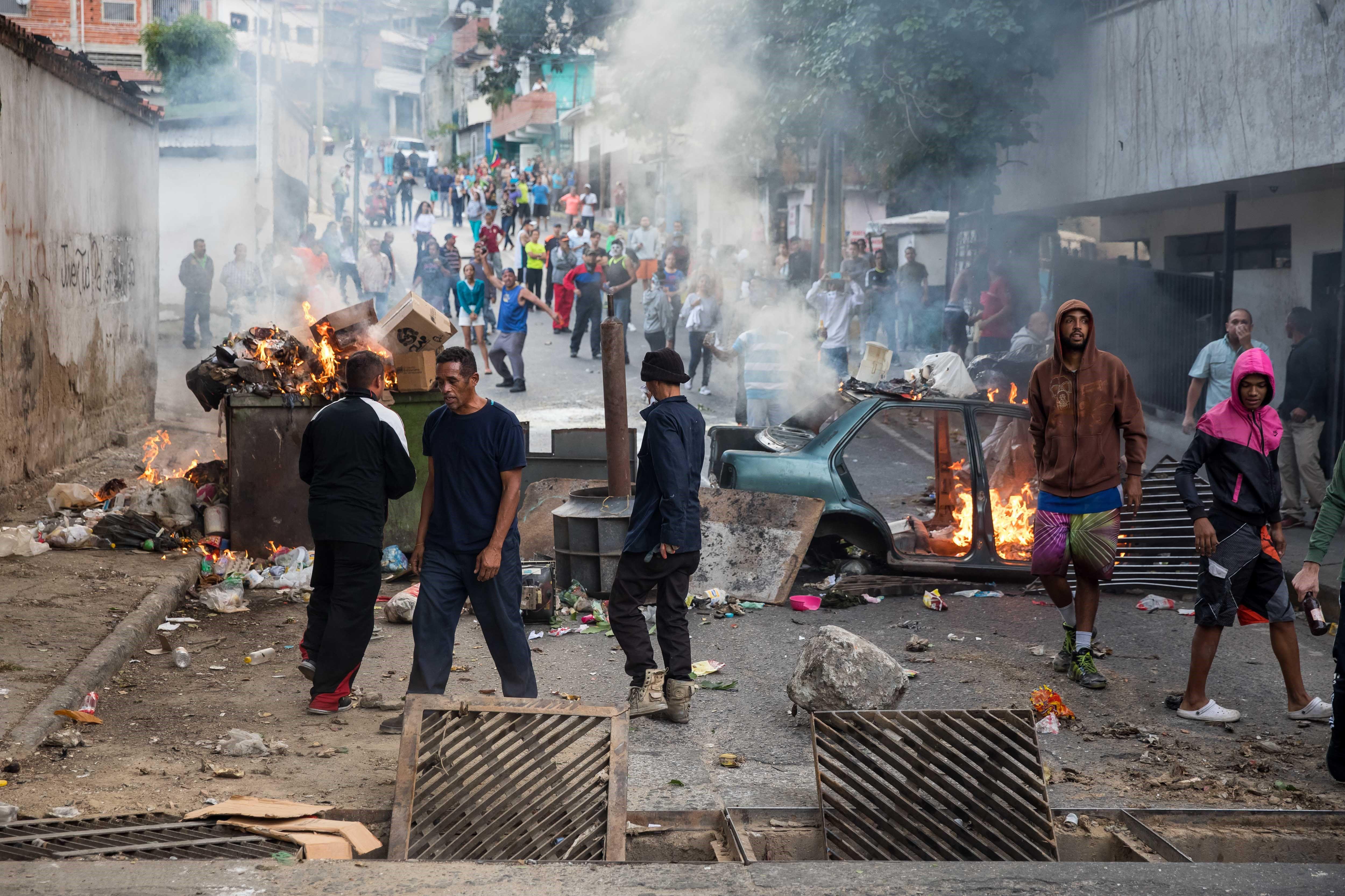 Las protestas de Cotiza marcaron un hito