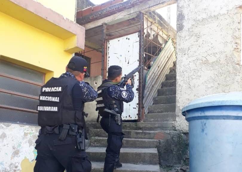 Terror e intimidación policial