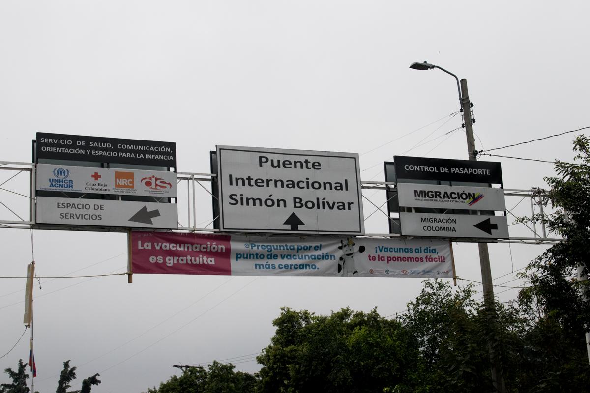 Foto Cúcuta Puente Simón Bolívar
