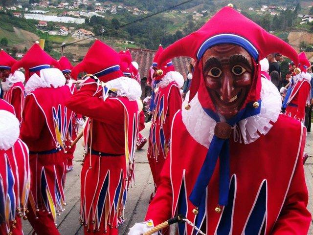 Colonia Tovar Jokili Carnavales Colonia Tovar