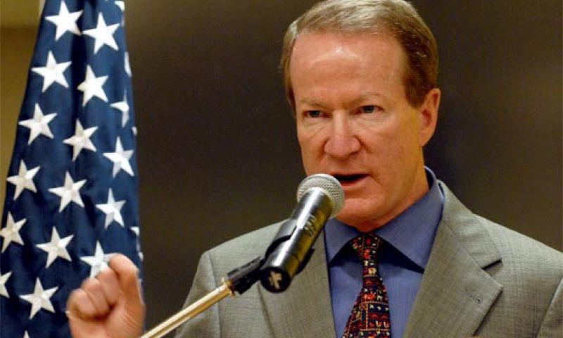 William Brownfield fue el primero en plantear las sanciones