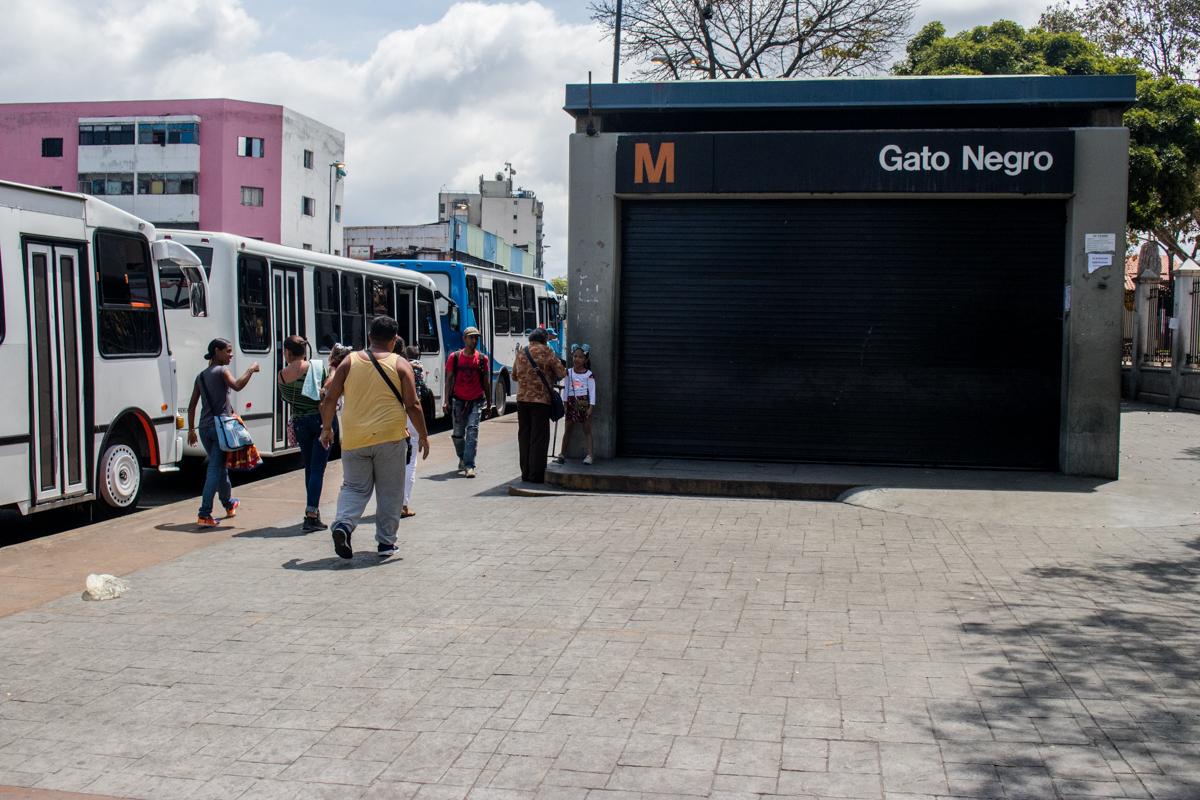 operaciones del Metro-30Abr-Metro de Caracas