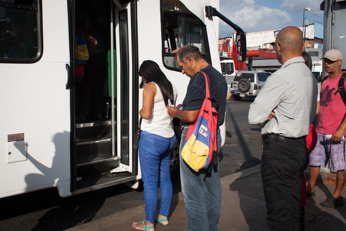 transportistas-Caracas-aumento del pasaje