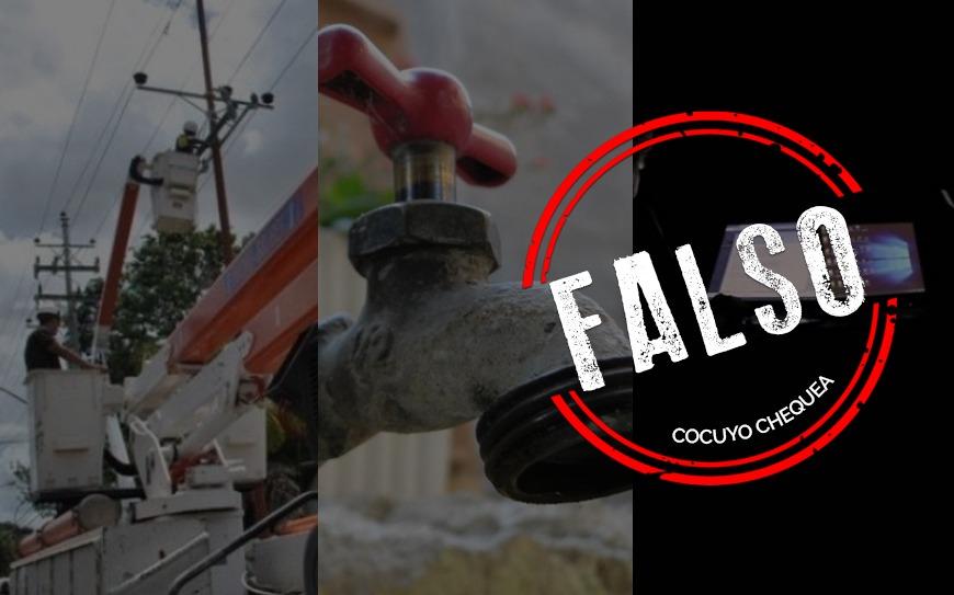 """Cinco mentiras """"cazadas"""" durante el apagón en Venezuela"""