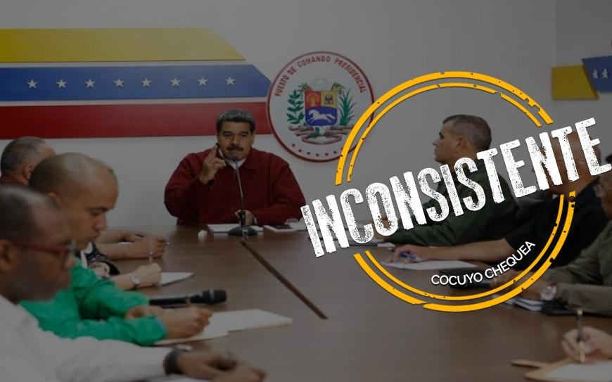 ¿Venezuela estuvo 99% en paz durante el apagón como dijo Maduro?