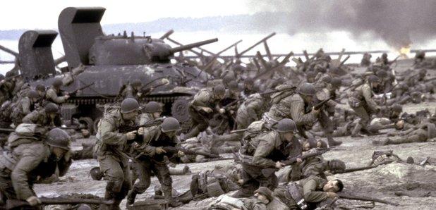Una invasión se ve mejor en las películas