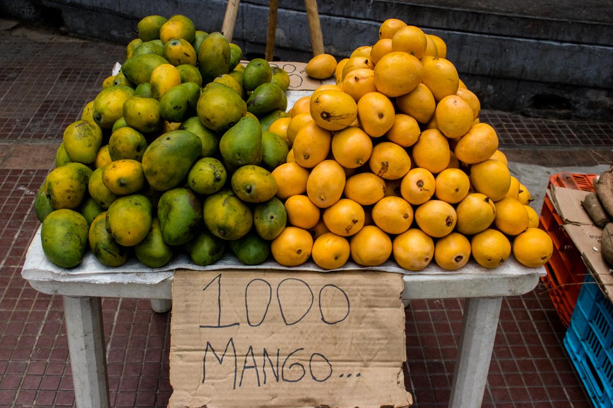 precios mango 17 de abril