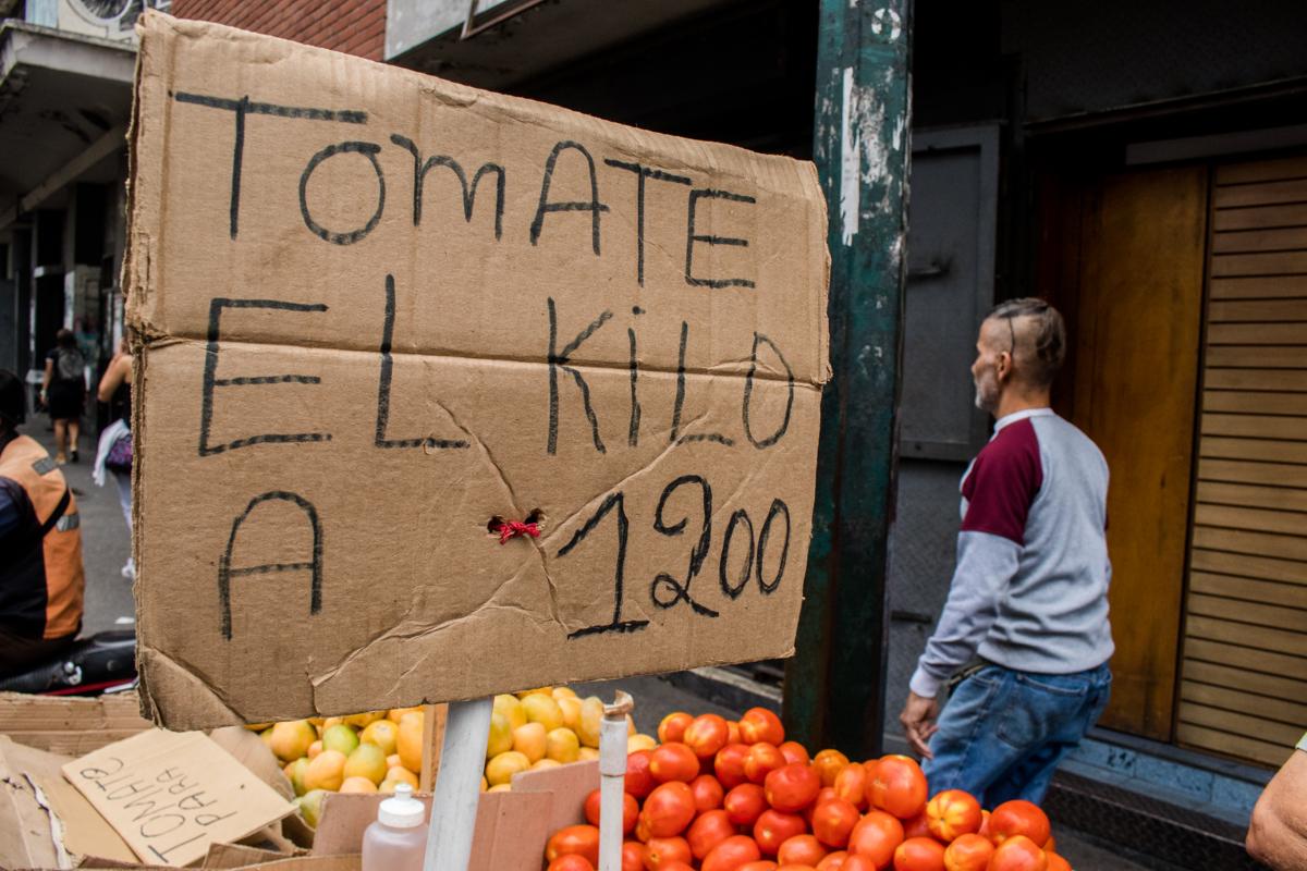 precios calle tomate 17 de abril
