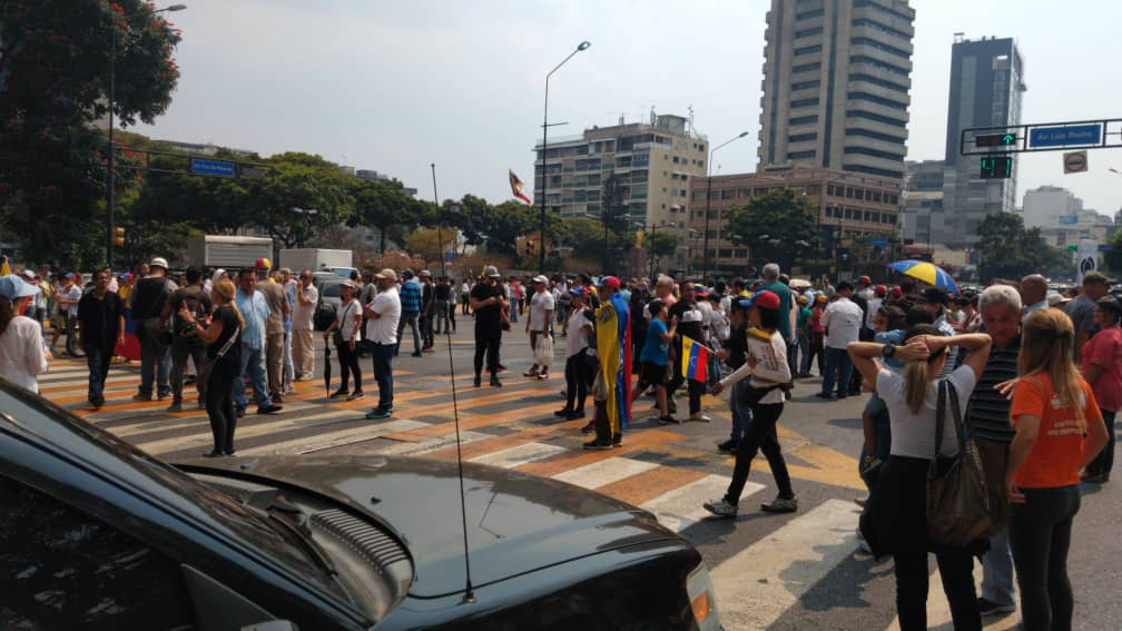 primer trimestre-protestas-Observatorio Venezolano de Conflictividad Social-primer trimestre 2019