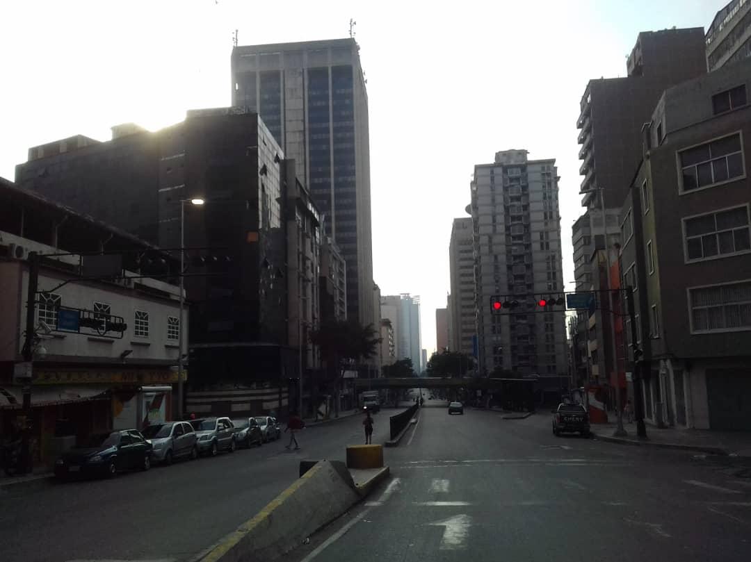 Caracas-1May-recorrido