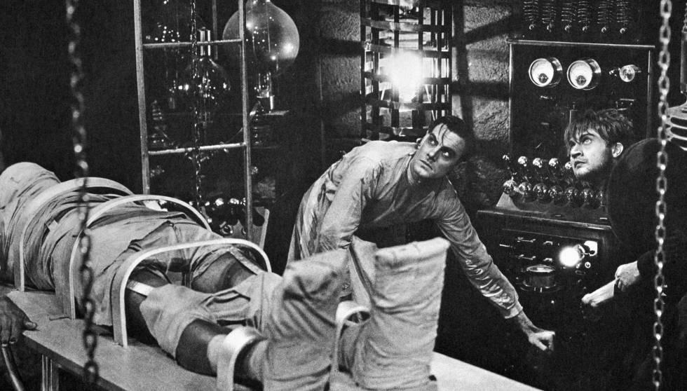 Revivir el cerebro como el Dr Frankenstein