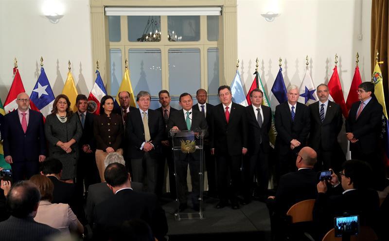 Grupo de Lima-Asamblea OEA