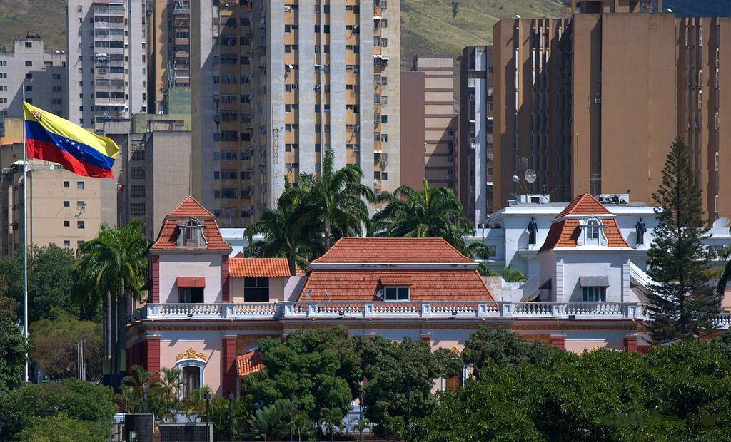 Palacio de Miraflores-Maduro