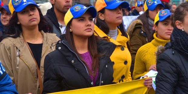 Mujeres venezolanas
