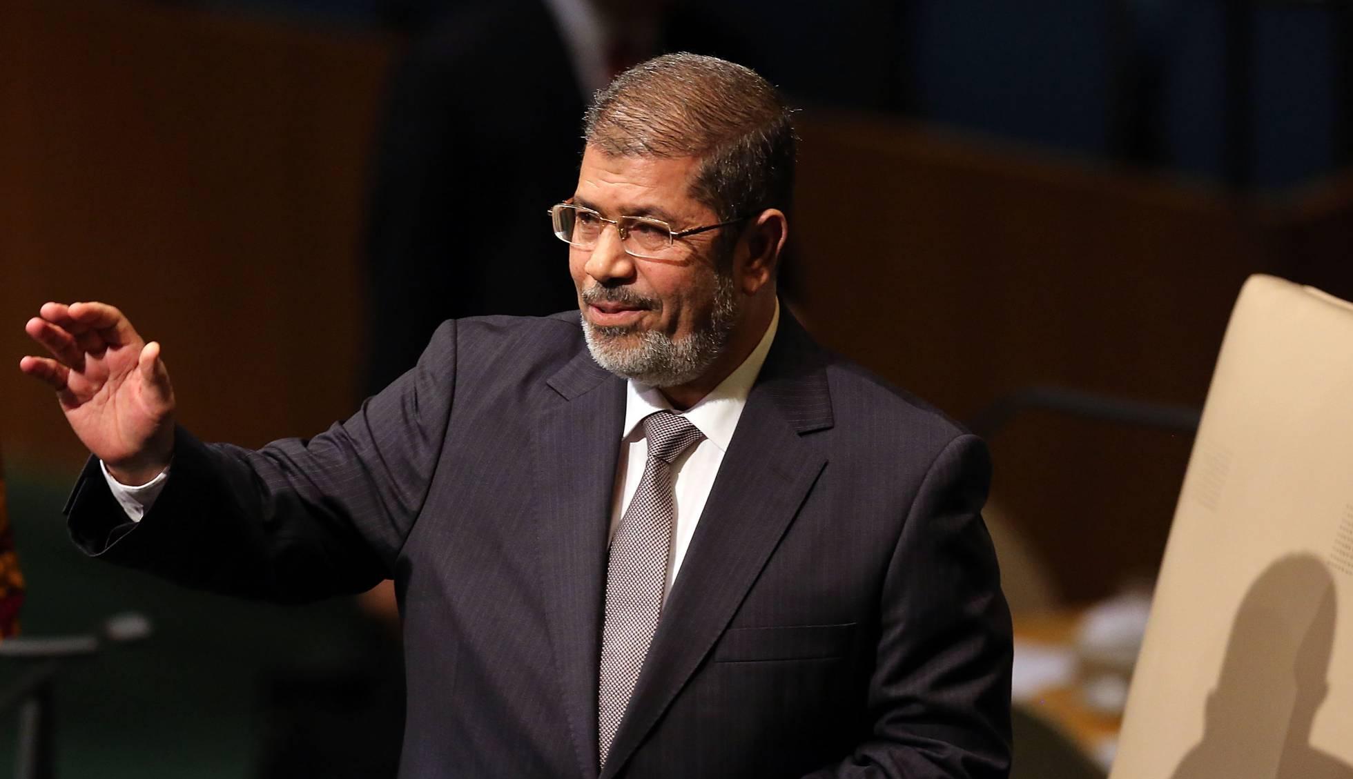 Mursi-Mohamed-expresidente Egipto