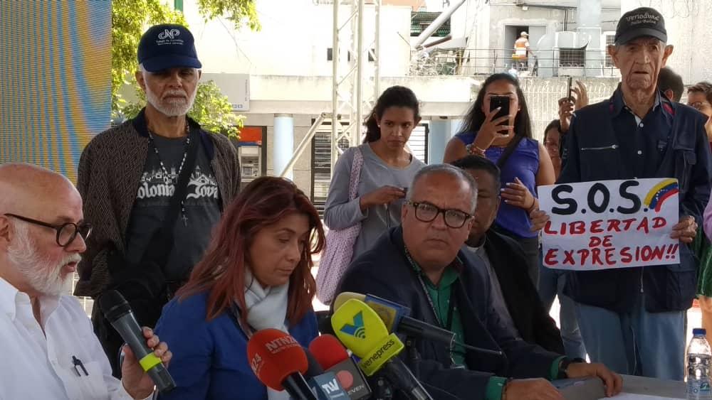 Periodistas -Colegio Nacional de Periodistas-CNP-Día del Periodista-Tinedo Guia-Del Valle Canelón