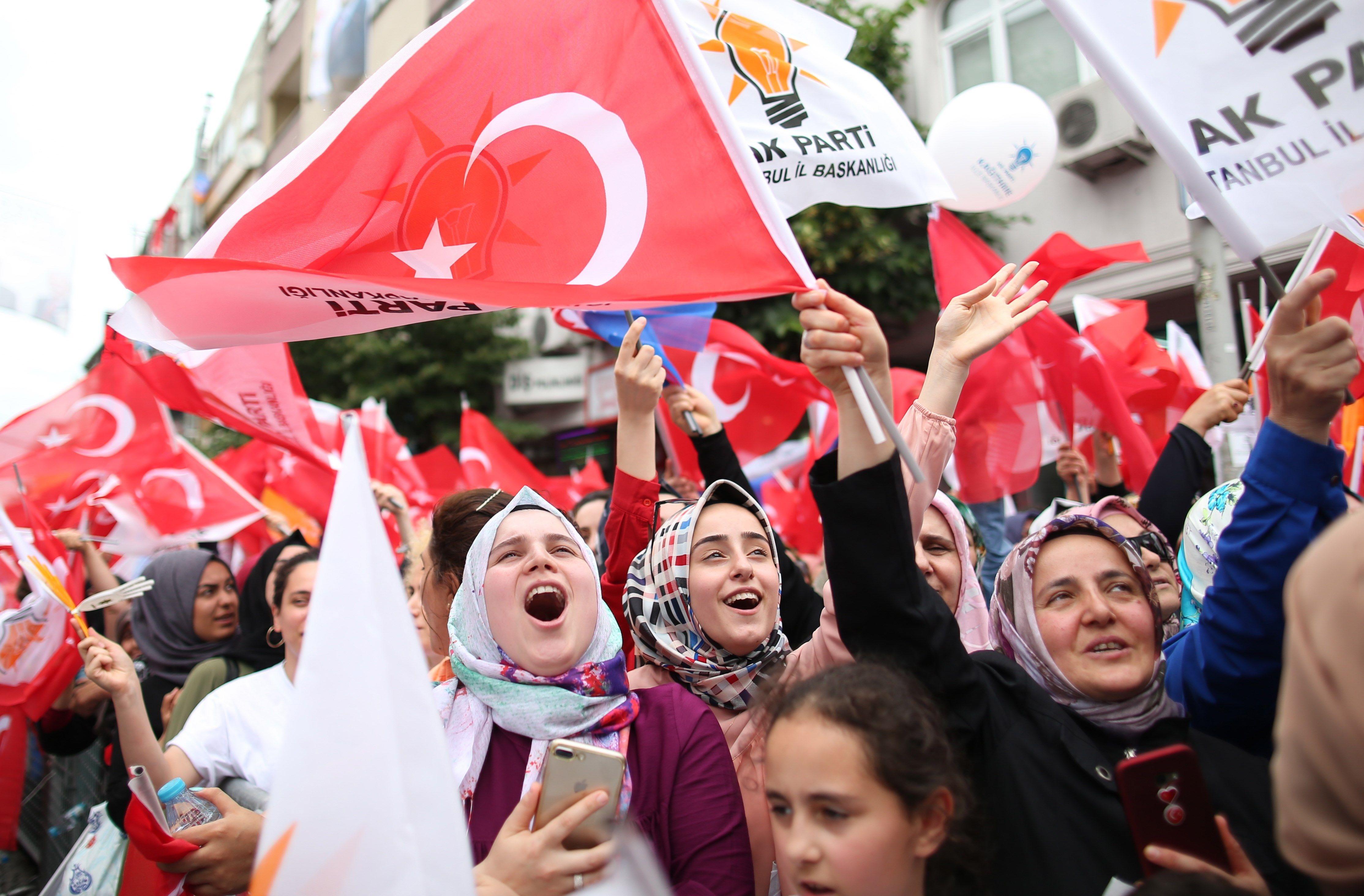 opción electoral turca