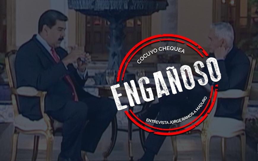 ¿Maduro llegó a Miraflores legítimamente por el voto popular? #CocuyoChequea