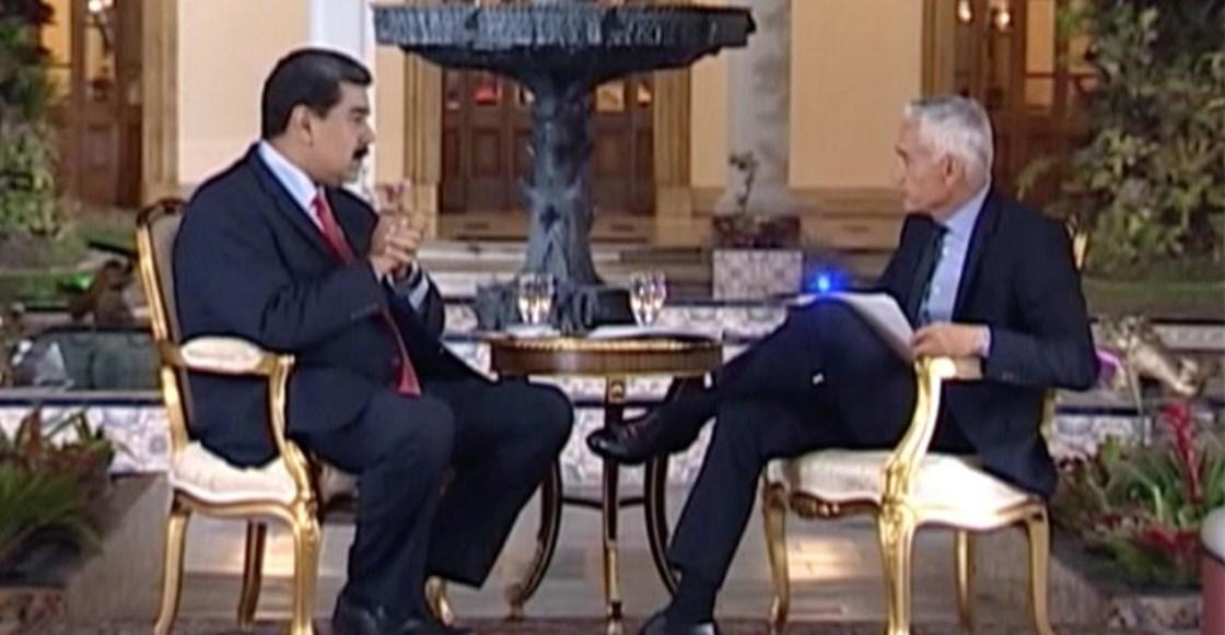 Maduro y Ramos