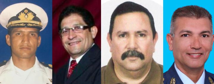Denuncian detención de cuatro oficiales de las Fanb el día en que Bachelet se fue