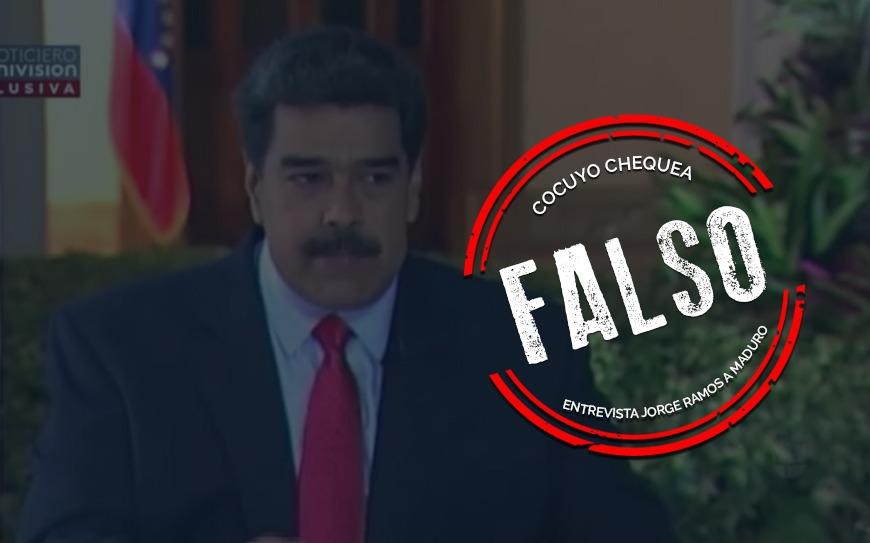 Las dos mentiras que dijo Maduro sobre las protestas de 2017