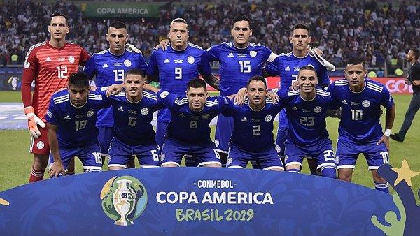 paraguay copa america brasil