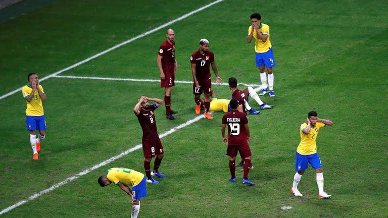 venezuela brasil copa america
