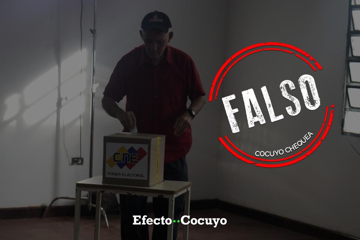 ¿Falta por inscribirse 3% de los venezolanos en el Registro Electoral?