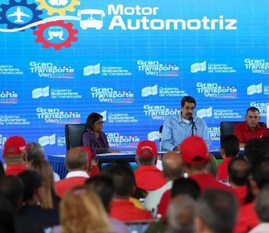 Sólo 459 vehículos se ensamblaron en Venezuela durante 2019