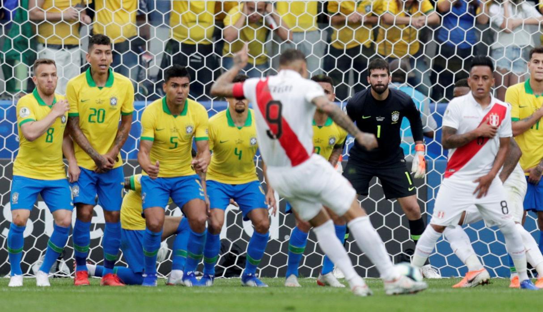Perú brasil copa america