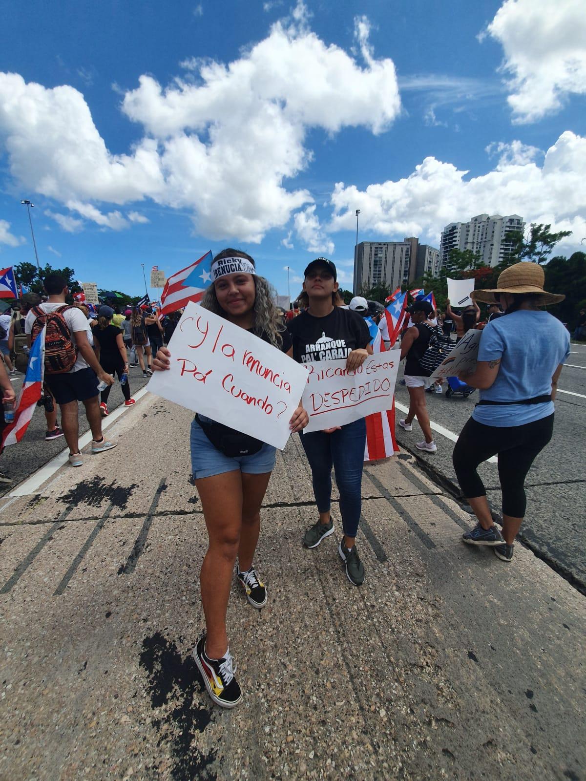 Roselló - protestas - Puerto Rico