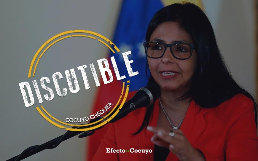 ¿Tuvo Crystallex derechos mineros sobre Las Cristinas como dijo la vicepresidenta? #CocuyoChequea