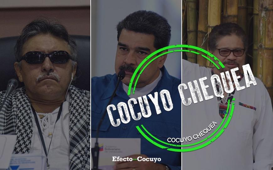 ¿En qué estatus ante la justicia están los exfarc que Maduro invitó al país?