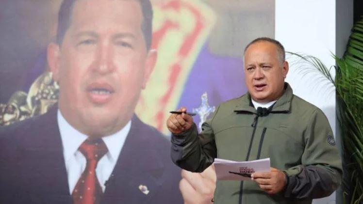 Diosdado Cabello dijo que darán respuesta militar a Colombia si entran a Venezuela