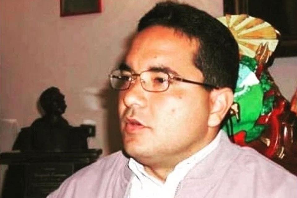 Homicidio de Jhonny Yánez Rangel