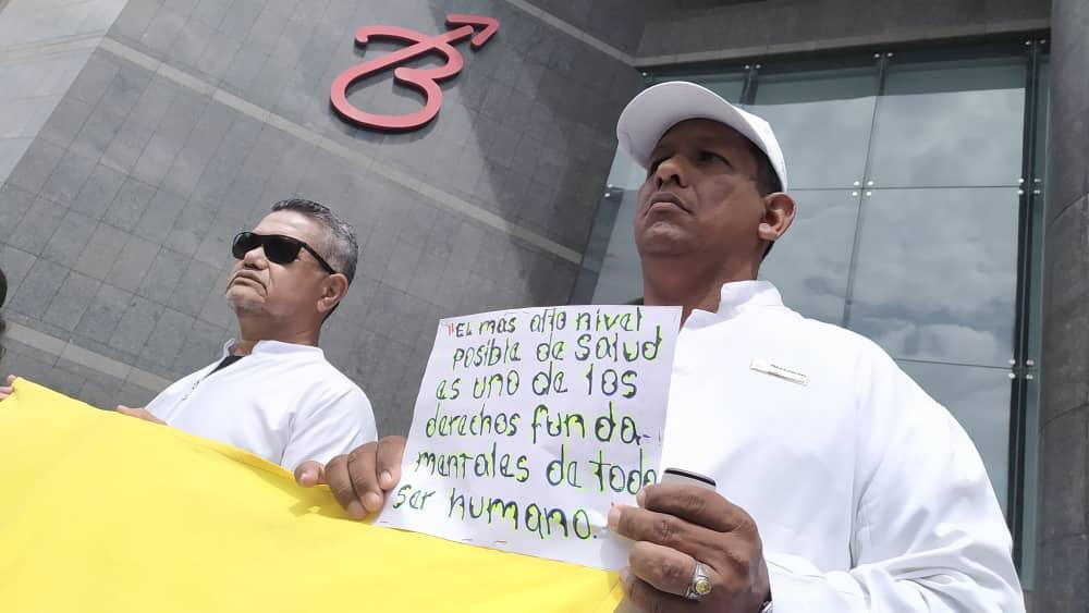 enfermeros convocan paro nacional de 24 horas