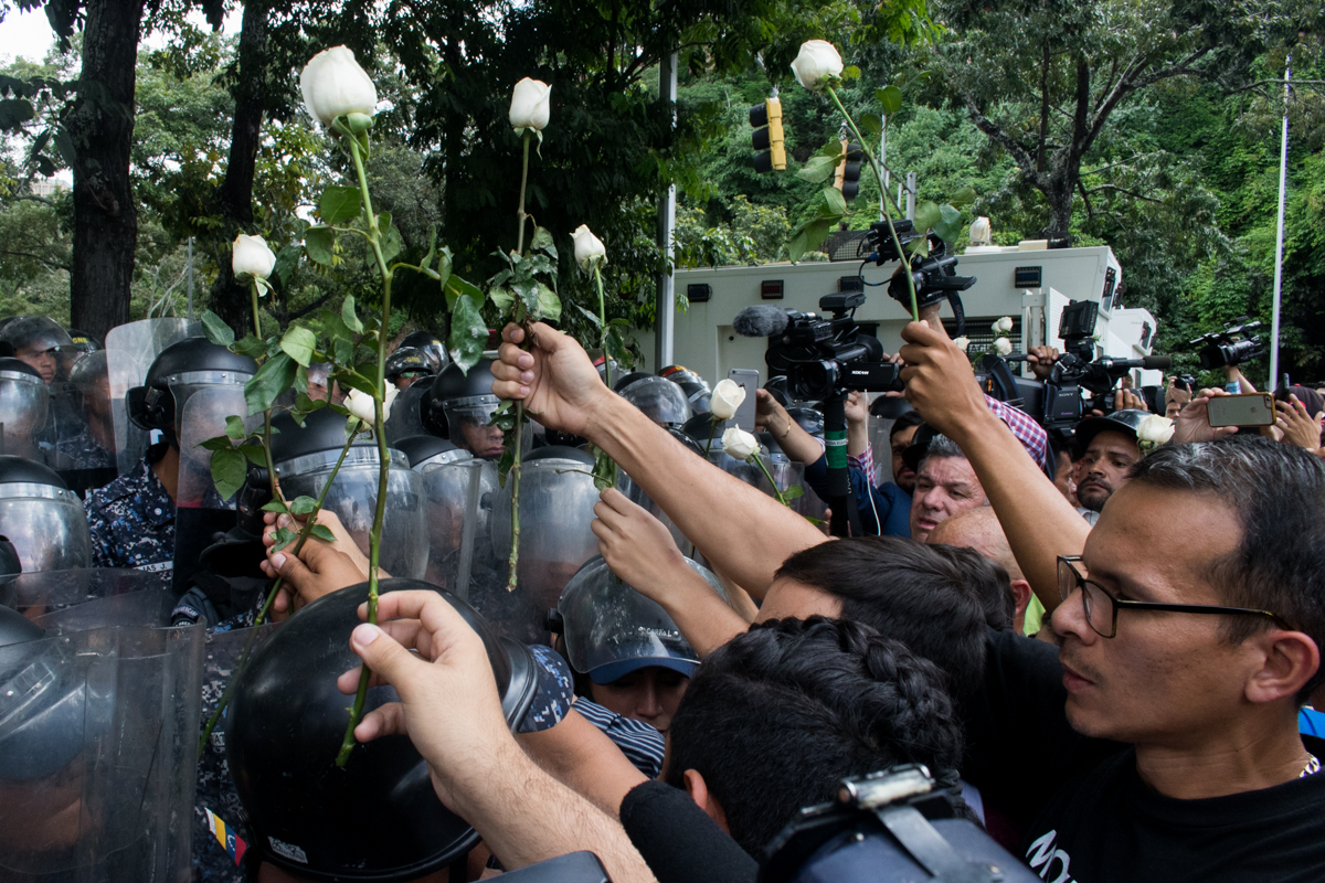 protesta ucv 14 de noviembre