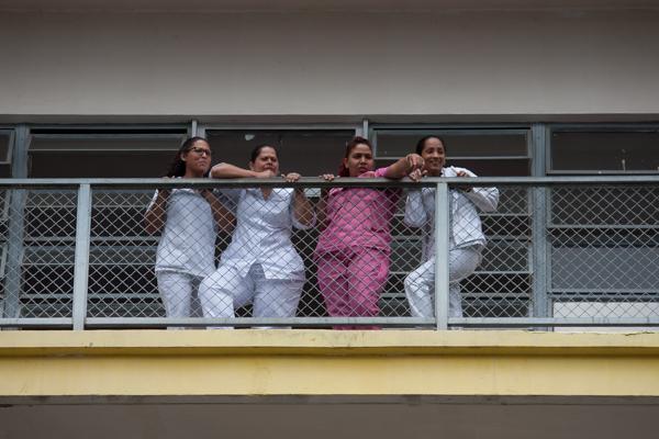 Protesta de enfermeras