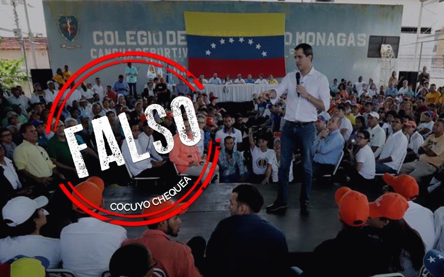 ¿Guaidó llamó enchufados a quienes no quieren marchar el #16Nov?