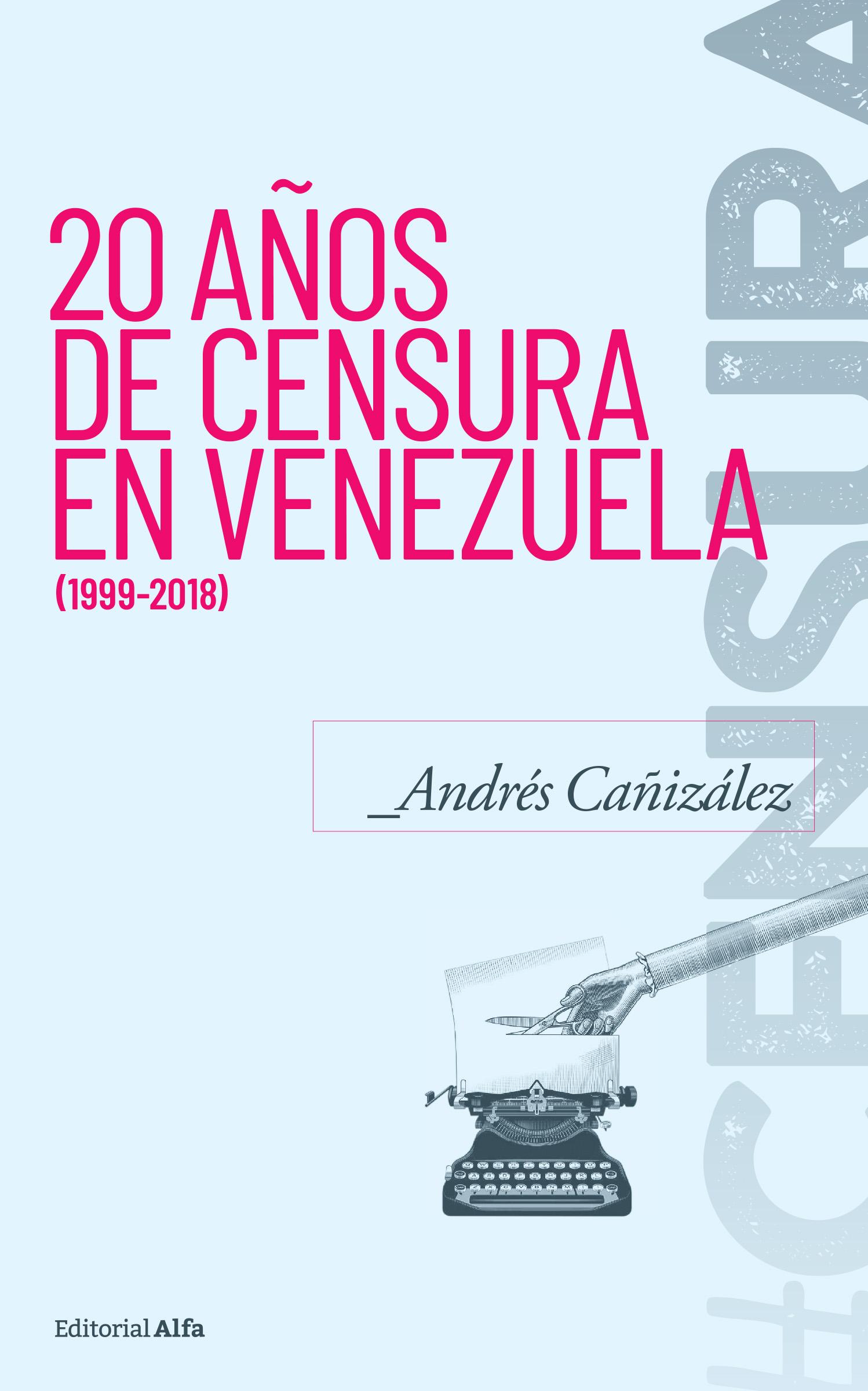 Cubierta Censura en Venezuela