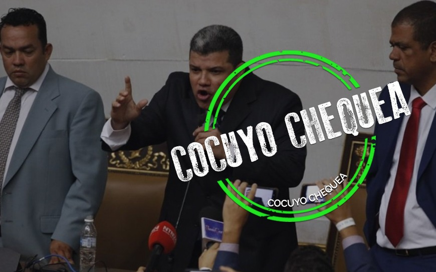 Parra mantuvo discurso opositor hasta que se reveló su vinculación con los empresarios detrás de los CLAP